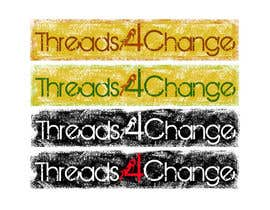 #157 для Logo Design for Threads4Change от CzarinaHRoxas