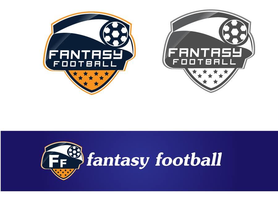 Fantasy football logo designer