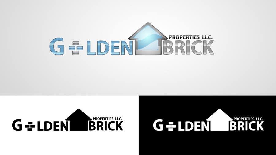 Kilpailutyö #44 kilpailussa Design a Logo for a property investment company.