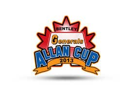 #104 para Logo Design for Allan Cup 2013 Organizing Committee por rogeliobello