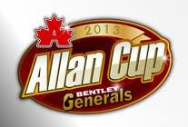 Logo Design Конкурсная работа №33 для Logo Design for Allan Cup 2013 Organizing Committee