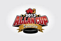 Graphic Design Конкурсная работа №56 для Logo Design for Allan Cup 2013 Organizing Committee