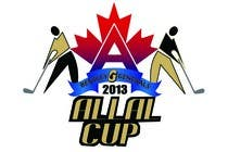Graphic Design Конкурсная работа №28 для Logo Design for Allan Cup 2013 Organizing Committee