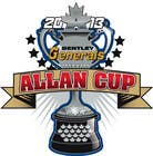 Graphic Design Конкурсная работа №99 для Logo Design for Allan Cup 2013 Organizing Committee