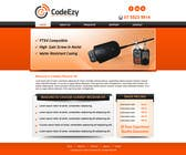 Contest Entry #26 for Design a Website Mockup for Garage door accessories company