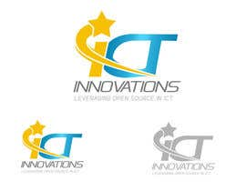 #120 para Design a Logo ICT Innovations por jefpadz