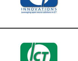 #87 for Design a Logo ICT Innovations af kazierfan