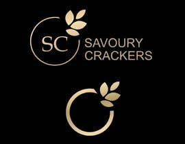 #19 for Design a logo for a savoury biscuit brand by oring