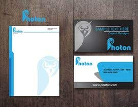 #65 for Design a logo, business card and company letterhead for an IT startup af milanchakraborty