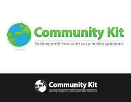#10 for Design a Logo for the not-for-profit Community Kit af NrSabbir