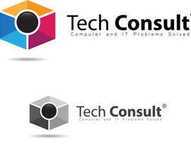 nº 36 pour Design a Logo for Tech Consult par bestidea1