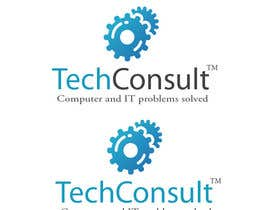 #160 untuk Design a Logo for Tech Consult oleh dreamitsolution