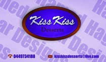 Graphic Design Contest Entry #58 for Business Card Design for Kiss Kiss Desserts