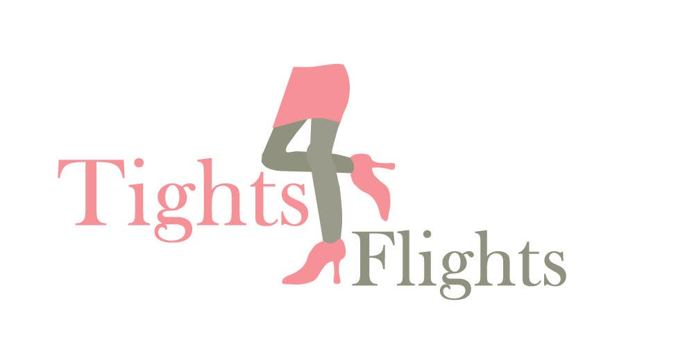 #3 for Design a Logo for Tights 4 Flights by dean95