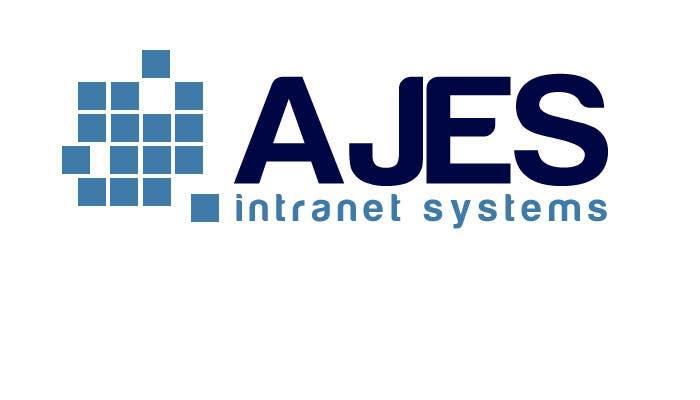 Konkurrenceindlæg #4 for Design a Logo for AJES Intranet System