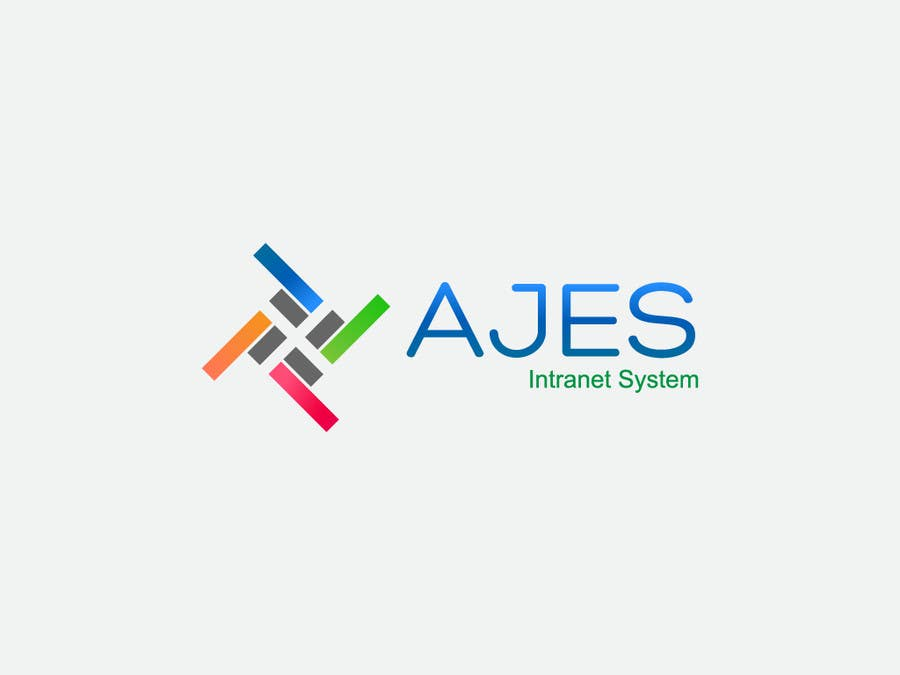 Bài tham dự cuộc thi #                                        29                                      cho                                         Design a Logo for AJES Intranet System