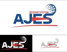 nº 12 pour Design a Logo for AJES Intranet System par nurmania