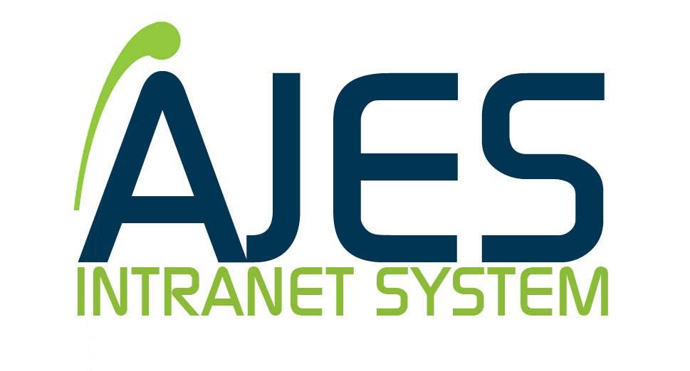 Konkurrenceindlæg #1 for Design a Logo for AJES Intranet System