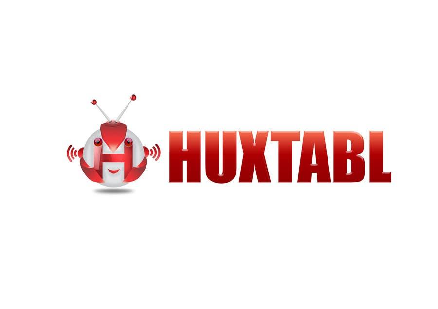 Konkurrenceindlæg #328 for Logo Design for Huxtabl