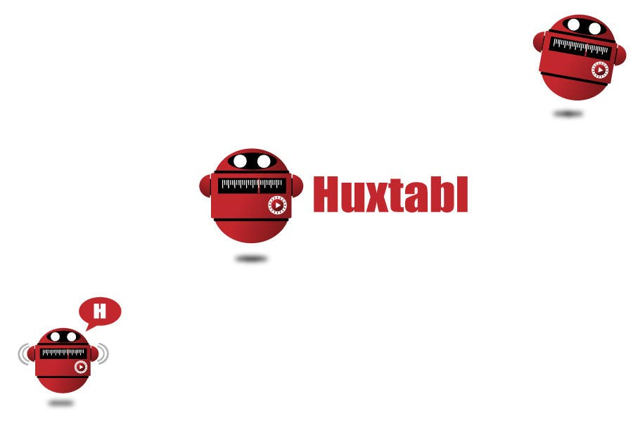 Contest Entry #160 for Logo Design for Huxtabl