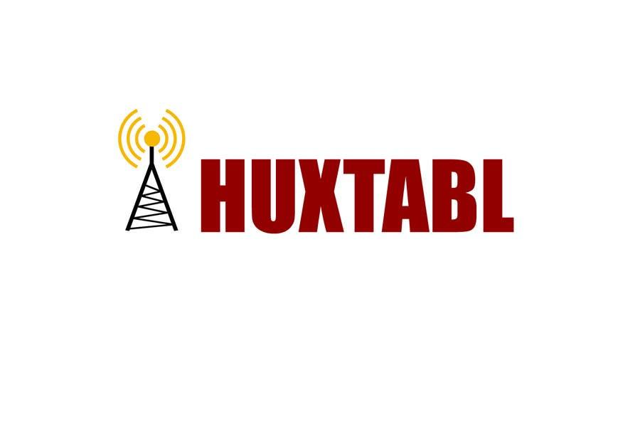 """Intrarea #288 pentru concursul """"Logo Design for Huxtabl"""""""