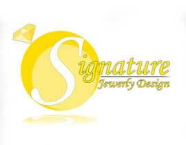 #72 for Design a Logo for jewlery design business by vodz911