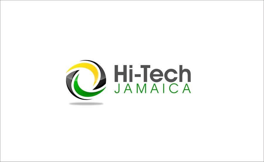 #173 for Logo for Hi-Tech Jamaica by taganherbord