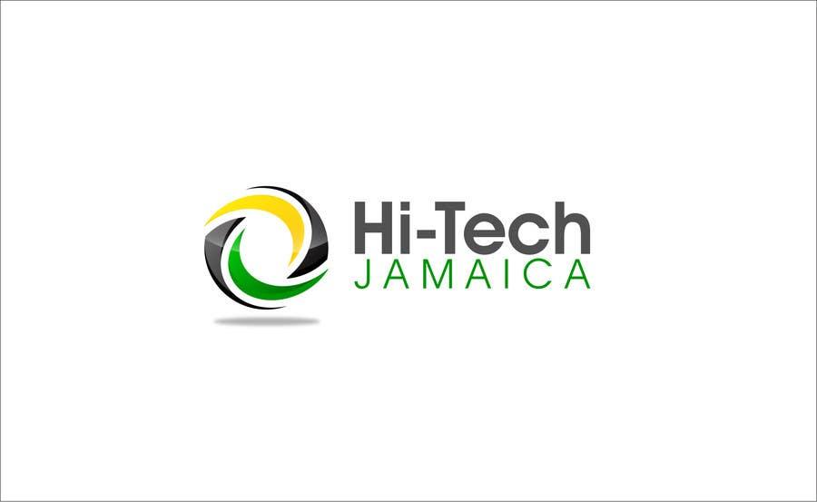 Inscrição nº 173 do Concurso para Logo for Hi-Tech Jamaica