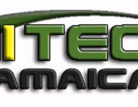 #44 para Logo for Hi-Tech Jamaica por juligmz