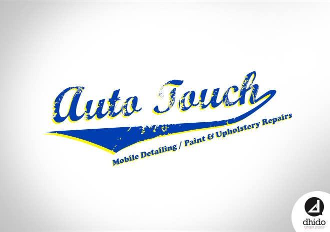 Bài tham dự cuộc thi #                                        47                                      cho                                         New ideas for Auto Touch Logo