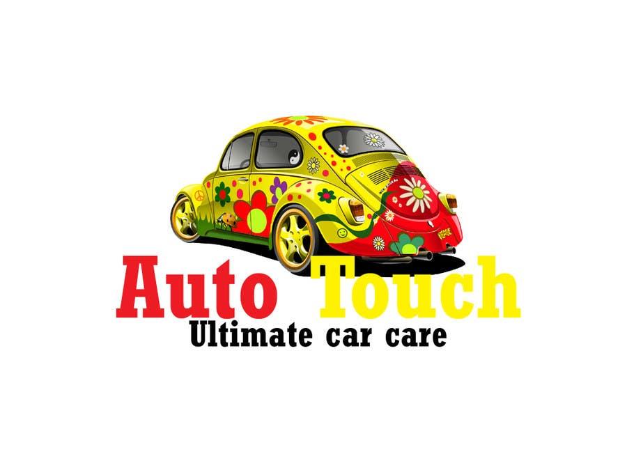 Bài tham dự cuộc thi #                                        86                                      cho                                         New ideas for Auto Touch Logo
