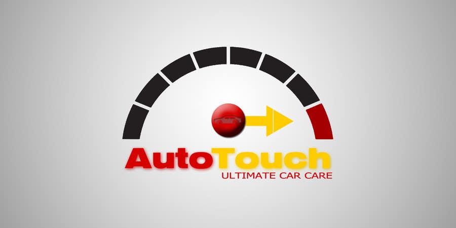 Kilpailutyö #56 kilpailussa New ideas for Auto Touch Logo