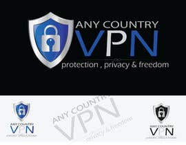 #86 para Design a Logo for a VPN Provider por kaddalife