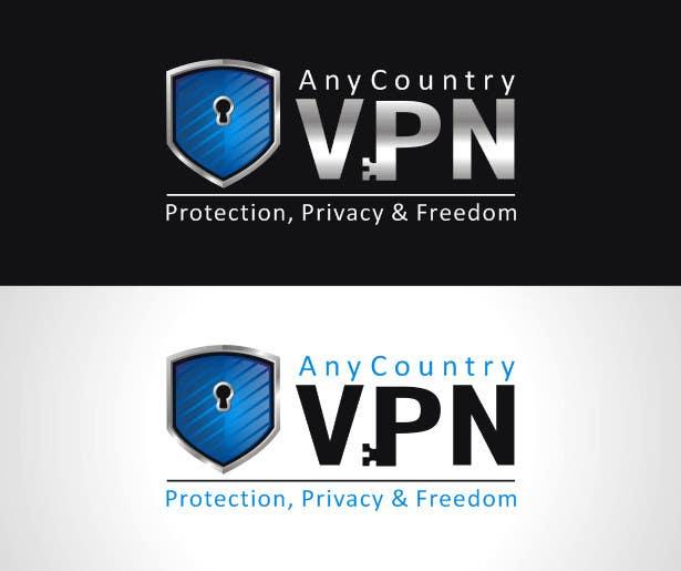 Inscrição nº 46 do Concurso para Design a Logo for a VPN Provider