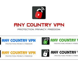 #45 para Design a Logo for a VPN Provider por alice1012