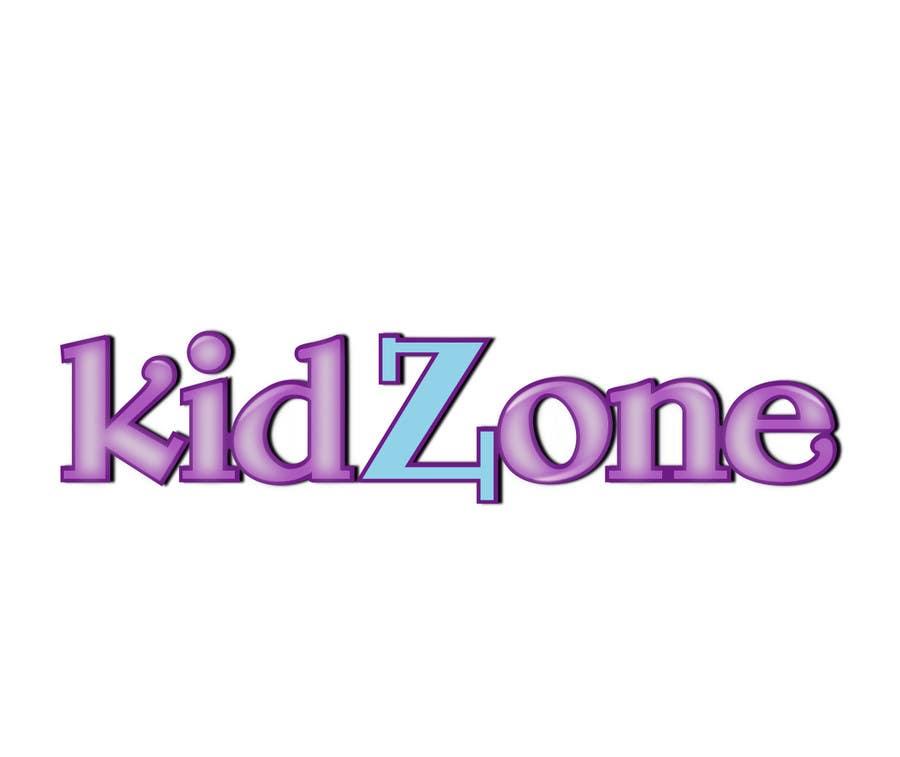 Entry #12 by danijelaradic for kidZone Logo Design | Freelancer