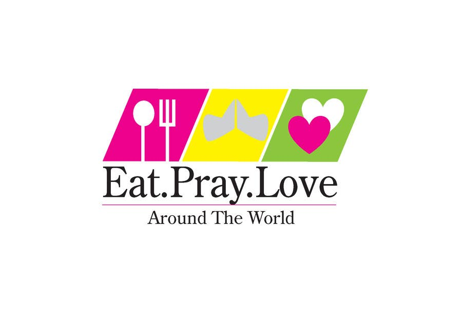Proposition n°20 du concours Eat Pray Love around the world