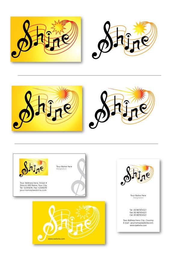 Inscrição nº                                         70                                      do Concurso para                                         Design a Logo for Shine