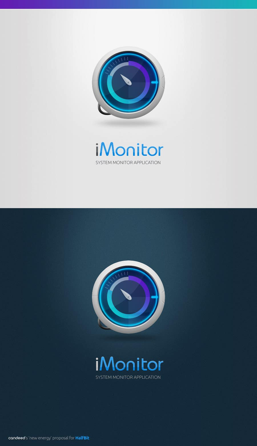#115 for Design an App Icon for iMonitor (Mac App) by candeed