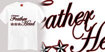 Graphic Design Конкурсная работа №36 для T-shirt Design for Featherhead