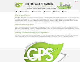 nº 32 pour Banner for Packaging Company par olitomas