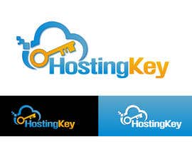 #38 for Design a Logo for HostingKey by saymamun