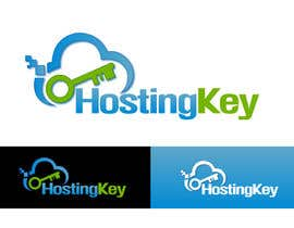 #39 for Design a Logo for HostingKey by saymamun