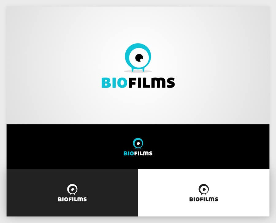 #99 for Design logo for film equipement rental company by lemuriadesign