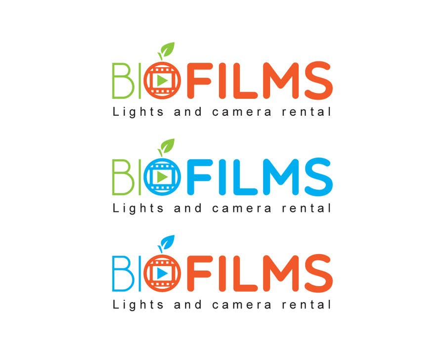#149 for Design logo for film equipement rental company by kyle23