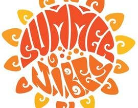 #21 para Edit a Logo for SUMMER VIBES. por rafeen753