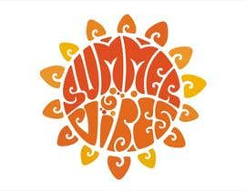 #7 para Edit a Logo for SUMMER VIBES. por ariekenola