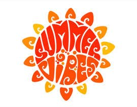 nº 14 pour Edit a Logo for SUMMER VIBES. par ariekenola