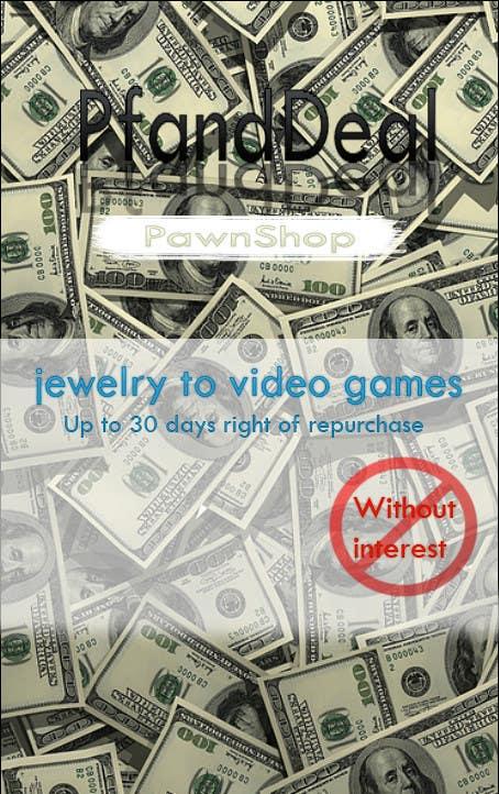 Konkurrenceindlæg #                                        3                                      for                                         PawnShop BusinessFlyer