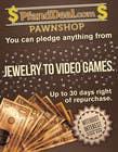 Graphic Design Konkurrenceindlæg #1 for PawnShop BusinessFlyer